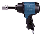 """Magnesium Pistol Impact wrench, max: 300 Nm, 7000 rpm, 1/2"""" square drive, extended anvil, R/L, 5.7 lbs. For M18 screws."""
