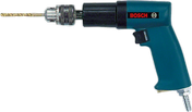 "T-grip drill, 0.43 hp, 850 rpm, keyed 3/8"" chuck, R only, 1.3 lbs."