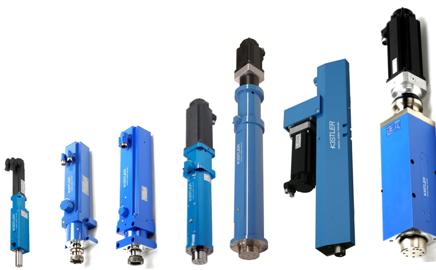 Kistler Electromagnetic Presses (0.1kN-600 kN)