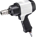 """Magnesium Pistol Impact wrench, max: 150 Nm, 10,000 rpm, 3/8"""" square drive, R/L, 2.9 lbs. For M14 screws."""