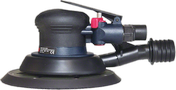 "Random orbit palm sander, 12000 rpm, velcro pad 15-hole, 5/16""-24 spindle, 1.6 lbs., max. disc diameter: 6 in."